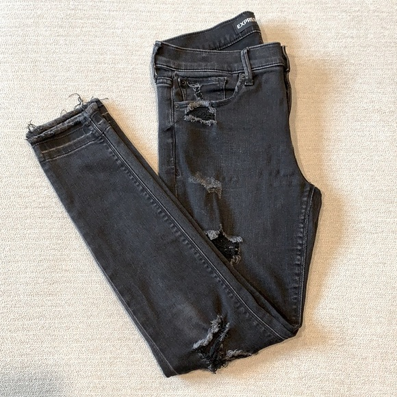 Ladies Express Mid Rise Jeans